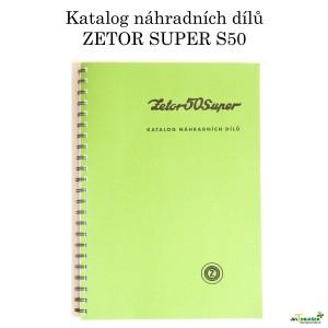 zetor_super_S50_katalog_nahradnich_dilů_katalog_zetor_super